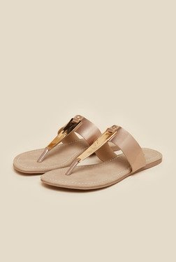 Inc.5 Copper Flat Thongs