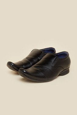 Privo By Inc.5 Black Formal Shoes