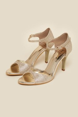 Inc.5 Shimmery Gold d'Orsay Sandals