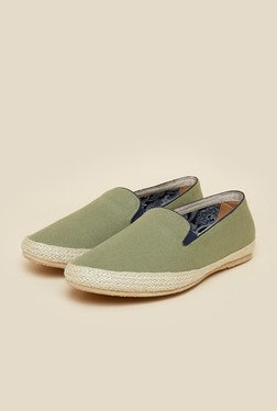 Privo by Inc.5 Olive Casual Loafers