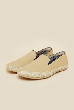 Privo by Inc.5 Beige Casual Loafers
