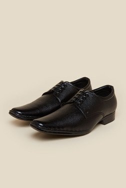 Privo by Inc.5 Black Oxford Shoes