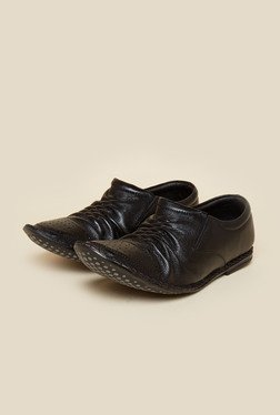 Privo by Inc.5 Black Casual Moccasins