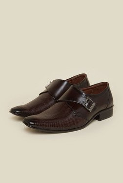Privo by Inc.5 Maroon Leather Shoes