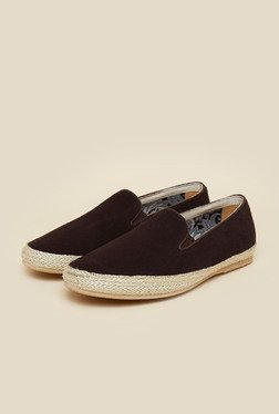 Privo by Inc.5 Brown Casual Loafers
