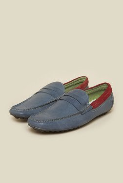 Privo by Inc.5 Blue Casual Loafers