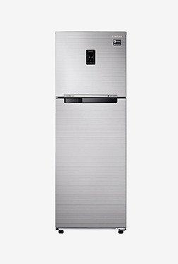 Samsung RT30K3723SA 275 L Double Door Refrigerator (Silver)