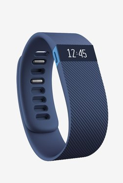 Fitbit Charge Fitness Tracker, Large (Blue)