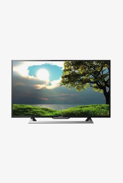 Sony Bravia KLV-32W512D 80cm HD Ready Smart LED TV (Black)