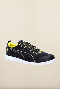 Puma Ferrari Black Sneakers