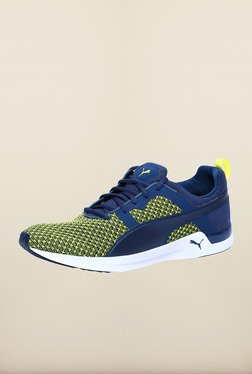 Puma Pulse XT Poseidon Sulphur Training Shoes