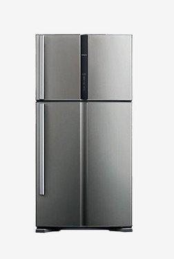 HITACHI R V540PND3KX 489Ltr Double Door Refrigerator