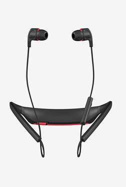 Skullcandy Smokin Buds 2 S2PGHW-521 Earphones (Black & Red)