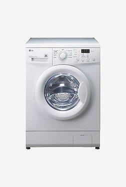 LG F80E3NDL2 6 Kg Fully Automatic Washing Machine (White)