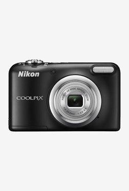 Nikon Coolpix A10 Point and Shoot Camera (Black)