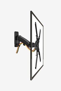 MightyMount ML60 Magic Lift Swivel TV Bracket Black