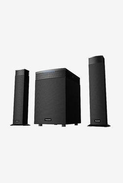 Panasonic SC-HT20 2.1 Speaker System (Black)