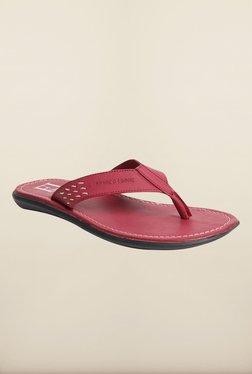 Franco Leone Pink Slippers