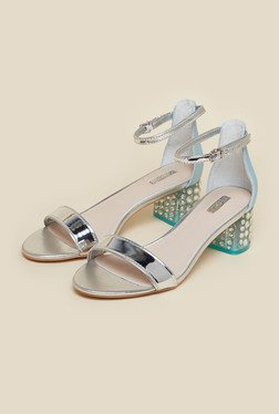 Carvela by Kurt Geiger Turquoise Groove Sandals