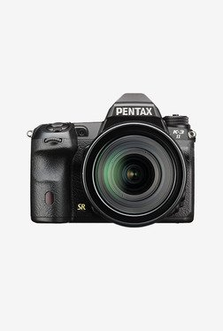 Pentax K-3II (18-135mm Lens) DSLR Camera Black