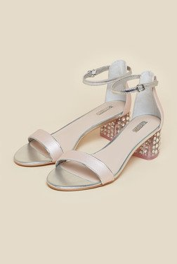 Carvela by Kurt Geiger Pink Groove Sandals