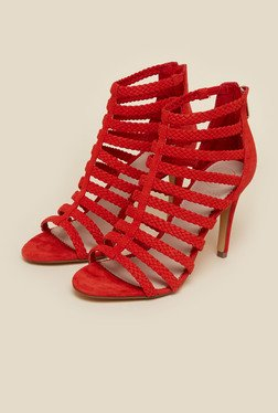 Kurt Geiger Red Honey Sandals