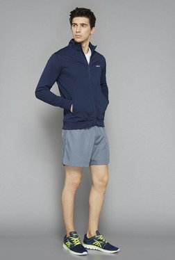 Westsport Navy Solid Jacket