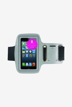 """Noise Arm Band Case For Smart Phones (5.1"""" To 6.2"""") (Grey)"""
