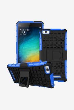 Noise Hybrid Back Case For Xiaomi Mi 4c (Blue)