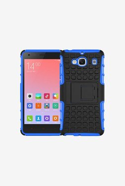 Noise Hybrid Back Case For Xiaomi Redmi 2 (Blue)