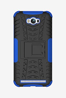 Noise Hybrid Back Case For Asus Zenfone Max (Blue)