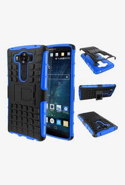 Noise Hybrid Back Case For LG V10 (Blue)