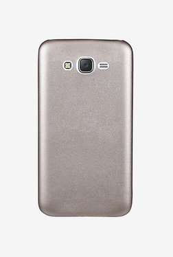 Noise Soft PU Back Case Cover For Samsung Galaxy J7 (Gold)