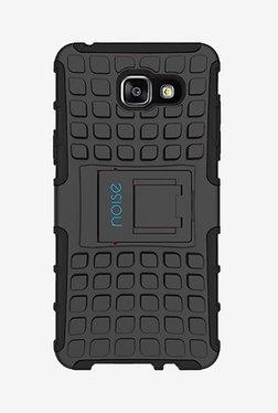 Noise Hybrid Back Case For Samsung Galaxy A7 (2016) (Black)