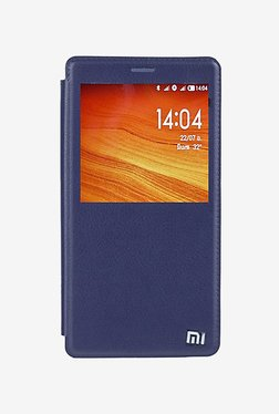 Noise Flip Cover for Xiaomi Redmi Note Prime (Blue)
