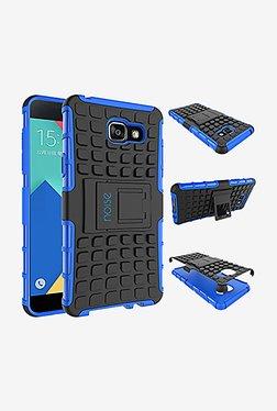 Noise Hybrid Back Case For Samsung Galaxy A7 (2016) (Blue)