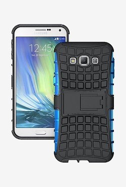 Noise Hybrid Back Case For Samsung Galaxy A8 (Blue)