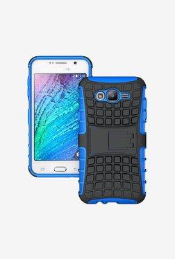 Noise Hybrid Back Case For Samsung Galaxy J7 (Blue)