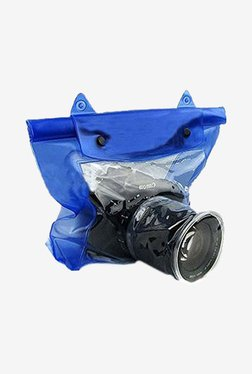 Noise Waterproof Underwater Camera Housing Case (Blue)