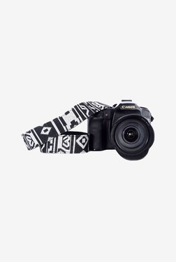 Noise Boss Of The Plains Camera Strap (Black & White)