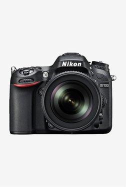 Nikon D7100 DSLR Camera With AF-S 16-85mm VR Lens (Black)