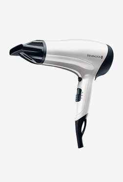 Remington Power Volume 2000 Hair Dryer (Black & White)
