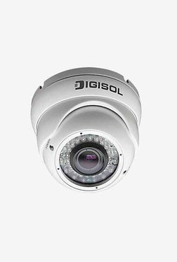 DigiSol DG-CC5832VF CMOS Dome Camera (White)