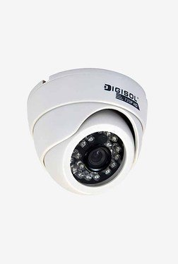 DigiSol DG-CM5220P CMOS Dome Camera (White)