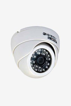 DigiSol DG-CM5420VS CMOS Dome Camera (White)