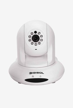 DigiSol DG-SC3800P 3 Megapixel Dome Camera (White)