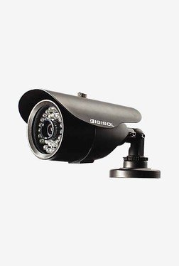 DigiSol DG-CC3841 CMOS Outdoor Bullet Camera (Black)