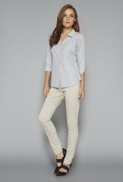 Wardrobe Grey Lucy Blouse