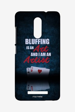 Macmerise Art of Bluffing Sublime Case for Redmi Note 3
