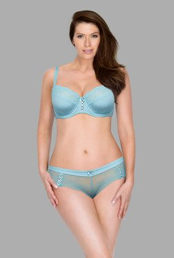 Wunderlove Sea Green Carmen Under Wired Bra